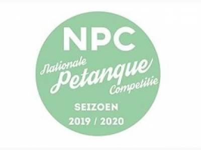 Uitslagen NPC 11 januari 2020